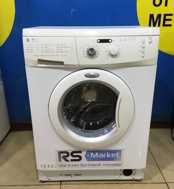 Б/у Стиральная машина Whirlpool AWG233