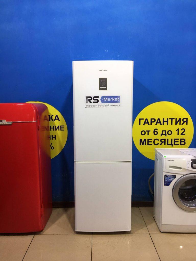 Б/у Холодильник Samsung RL33ECSW