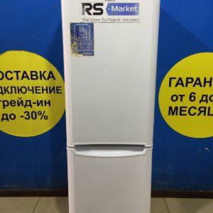 Б/у Холодильник Indesit NBA18FBF