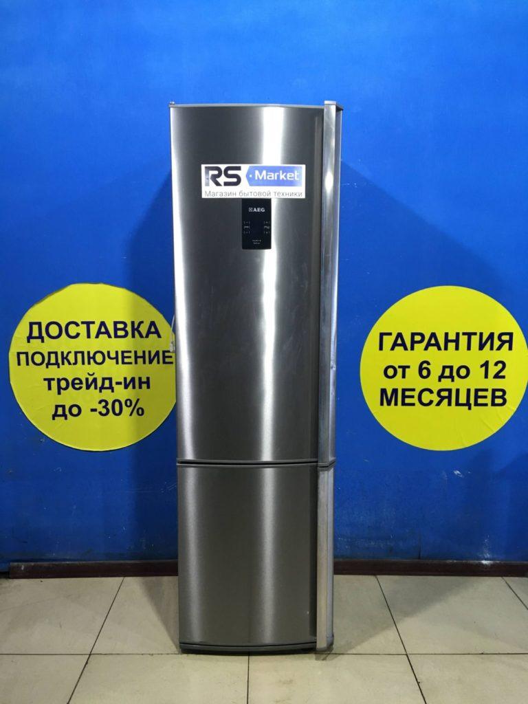 Б/У Холодильник AEG CBSd380