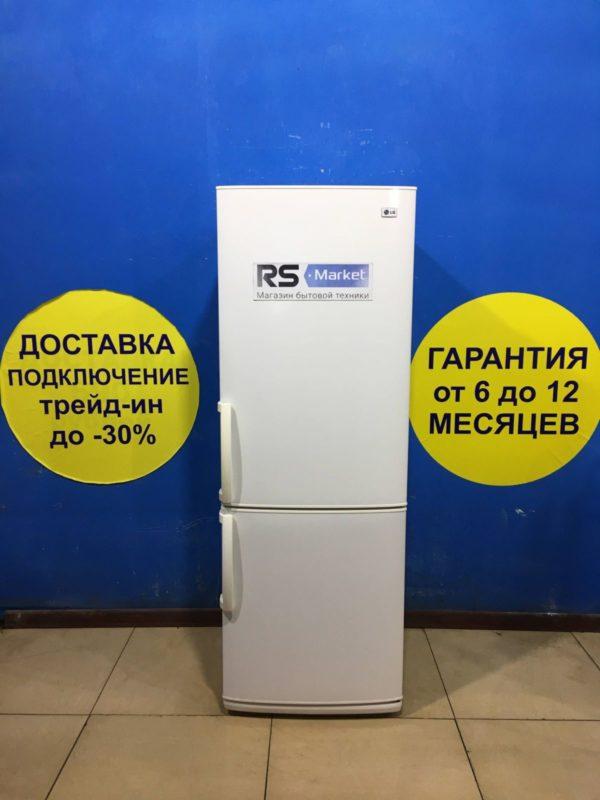 Холодильник LG GA-419UCA