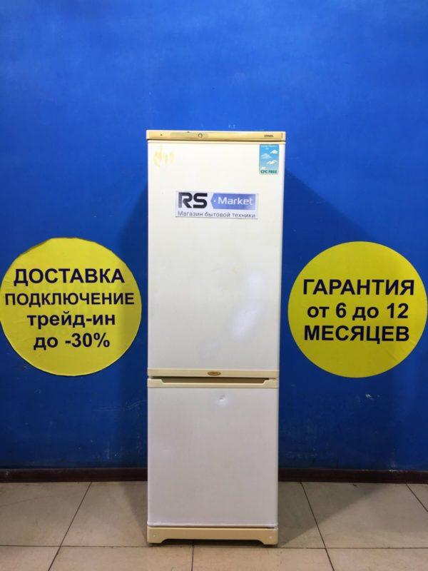 Б/у Холодильник STINOL КШТ345/100