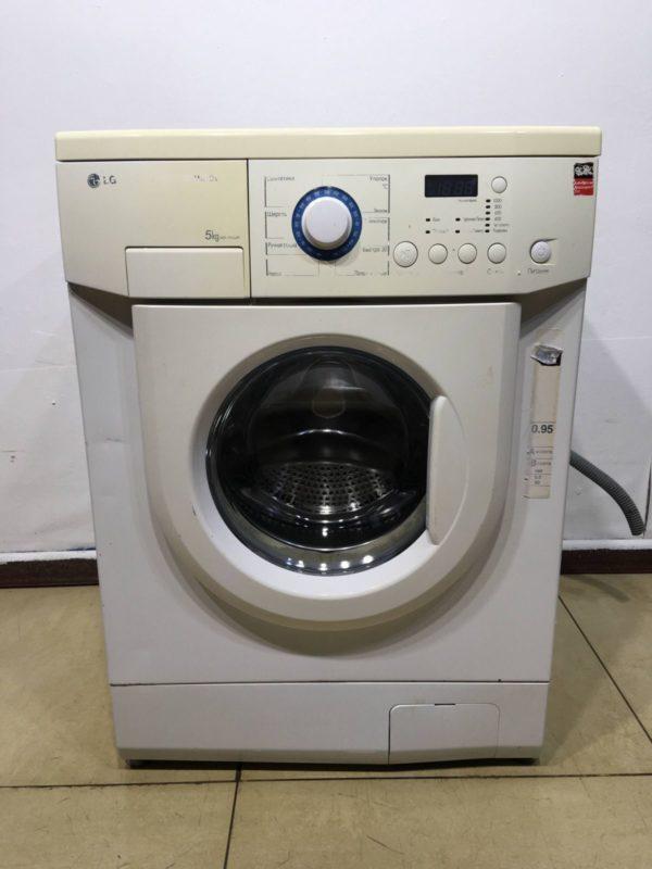 Б/у Стиральная машина LG WD-10180N