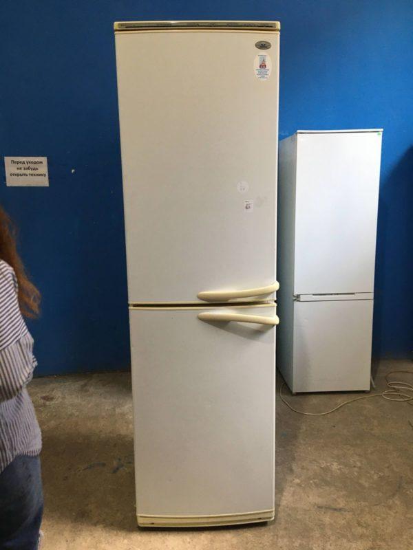 Б/у Холодильник Атлант МХМ1705