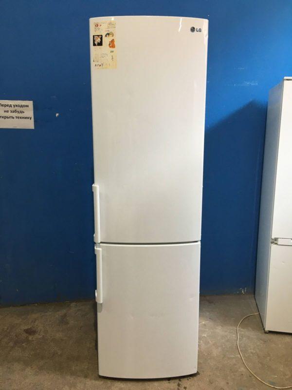 Б/У Холодильник LG GA-B489VCZ