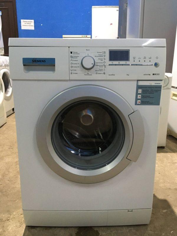 Б/у Стиральная машина Siemens WS10X47AOE