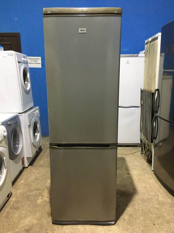 Б/у Холодильник Zanussi ZRB33450