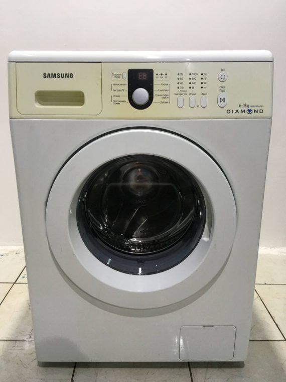 Б/у Стиральная машина Samsung WF8590NMW9